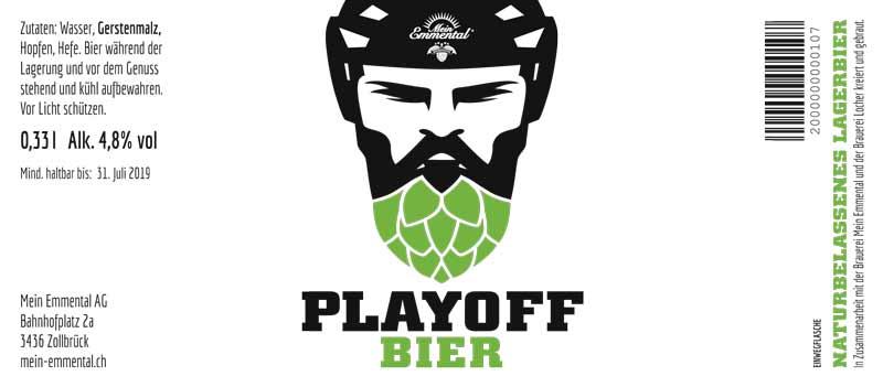 Playoff-Bier